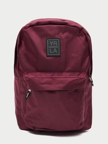 Young and Reckless Mens - Accessories - Bags Classic Laney Backpack - Maroon