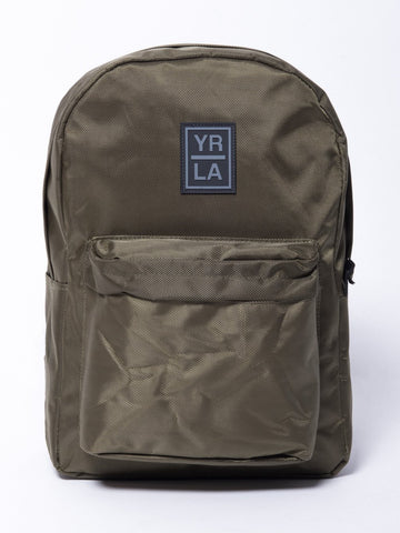 Young and Reckless Mens - Accessories - Bags Classic Laney Backpack- Olive
