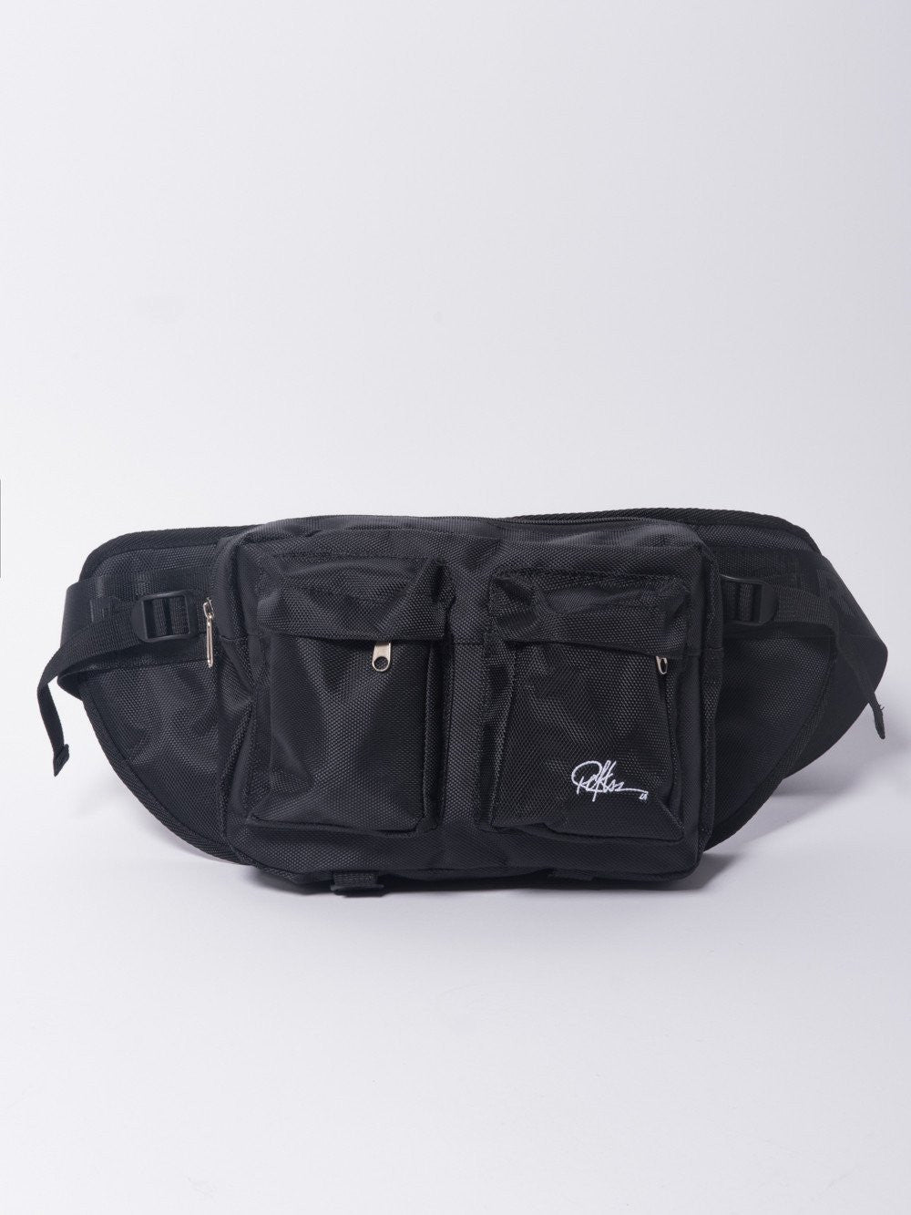 Young and Reckless Mens - Accessories - Bags Clive Waist Pack- Black