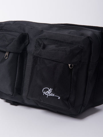 Clive Waist Pack- Black