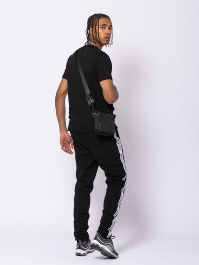 Young and Reckless Mens - Accessories - Bags Core Shoulder Bag - Black