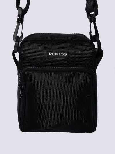 Young and Reckless Mens - Accessories - Bags Core Shoulder Bag - Black/White OS / BLACK/WHITE