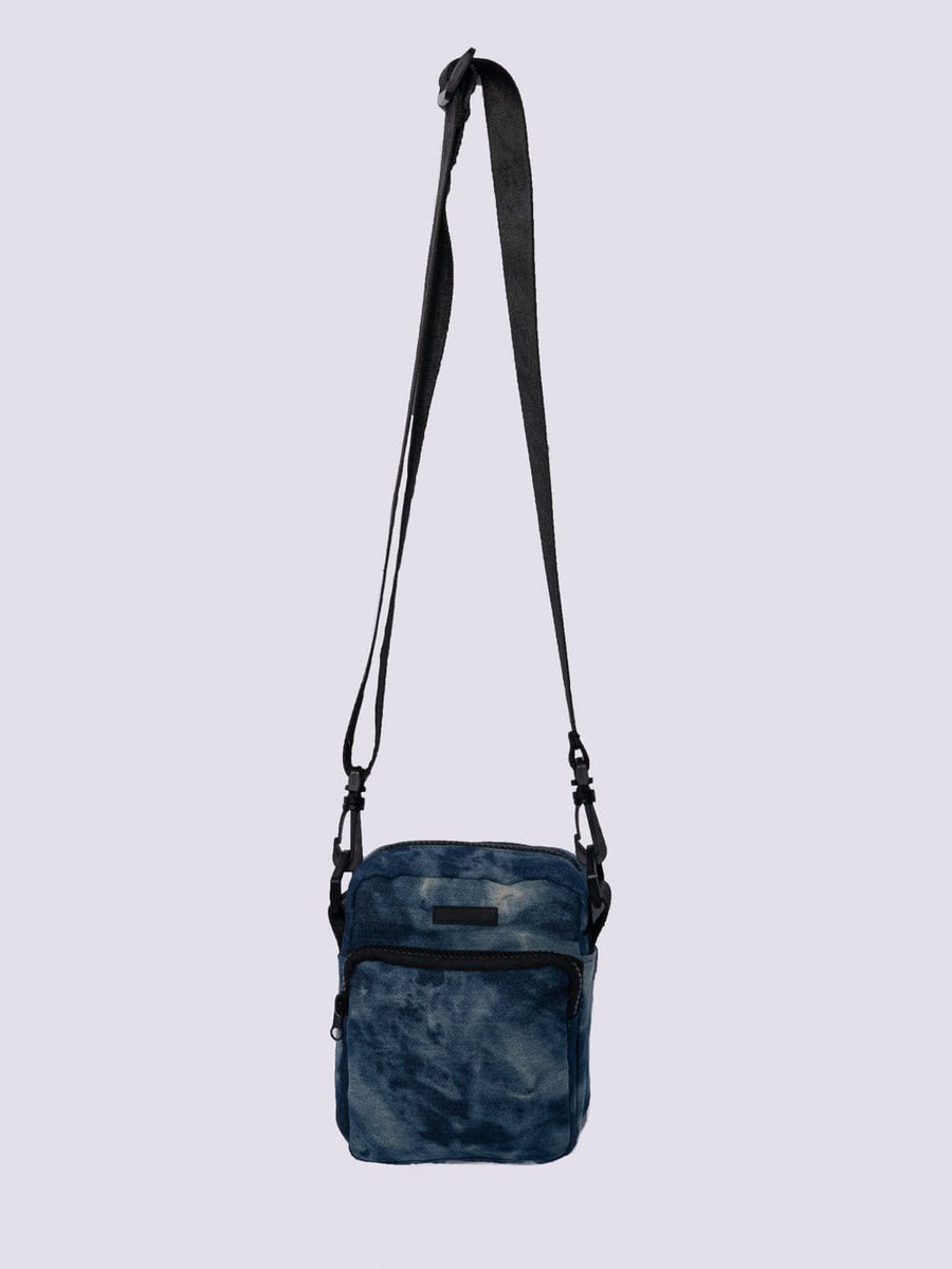 Core Shoulder Bag - Bleach Indigo