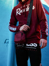 Young and Reckless Mens - Accessories - Bags Core Shoulder Bag - Burgundy OS / BURGUNDY