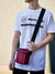 Core Shoulder Bag - Burgundy