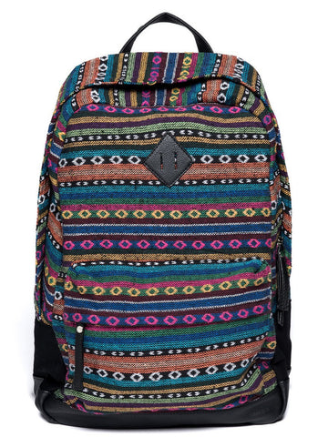 Young and Reckless Mens - Accessories - Bags Folk Customs Backpack