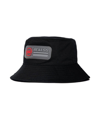 Young and Reckless Mens - Accessories - Hats Ryder Bucket Hat - Black/Red OS / BLACK