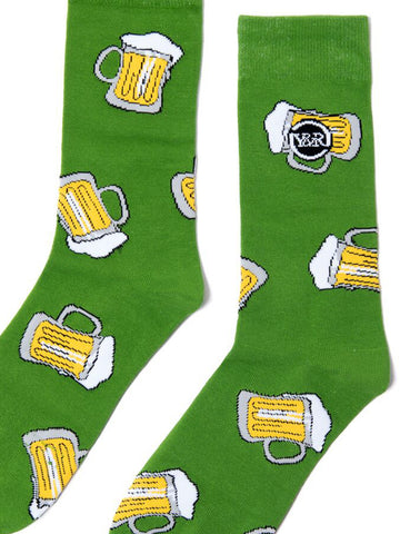 Pot O Gold Socks - Green