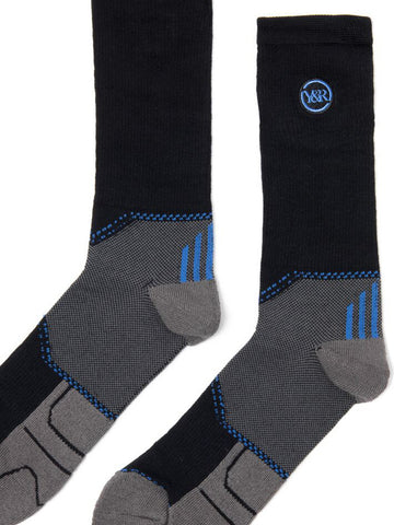 Premium Athletic Socks - Black