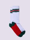 Young and Reckless Mens - Accessories - Socks Rec League Socks - White OS / WHITE