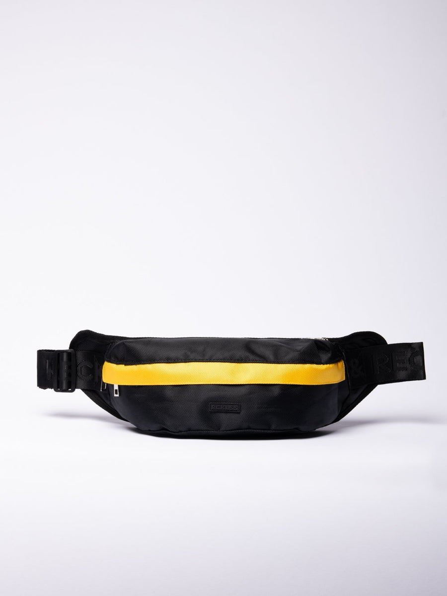 Young and Reckless Mens - Accessories - Socks Roth Sling Bag - Black/Gold