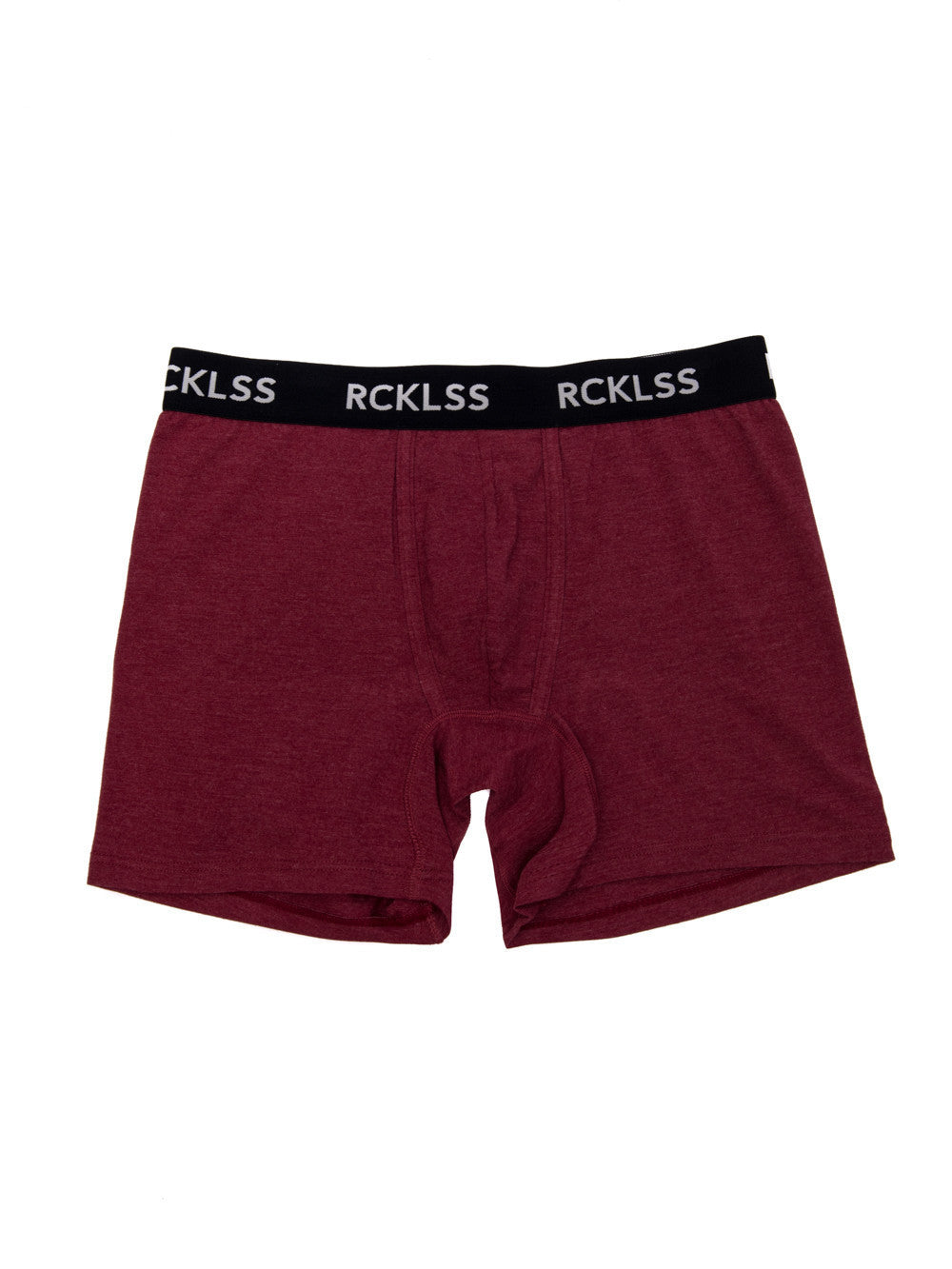 Young and Reckless Mens - Accessories - Underwear Core Standard Boxer Brief Bundle- Mid Length