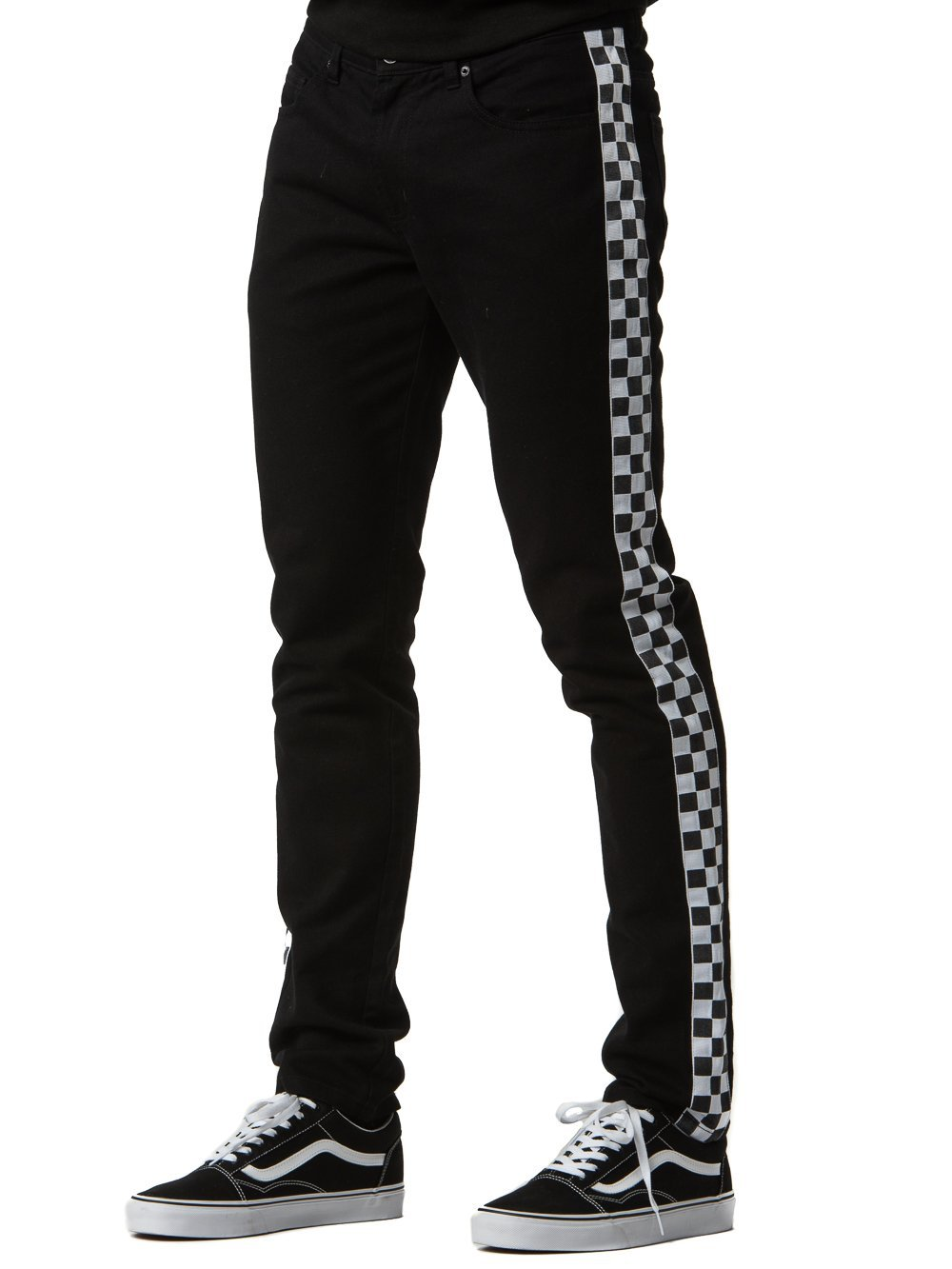 special promotion promo codes quality design Griffon Jeans - Black - Young & Reckless