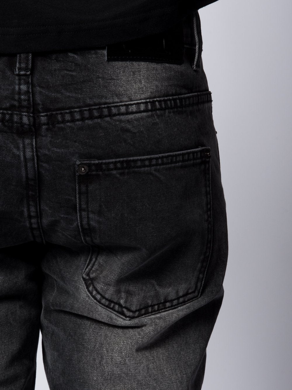 Young and Reckless Mens - Bottoms - Denim Jefferson Tapered Jeans- Black