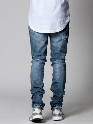 Kenmore Tapered Jeans- Indigo