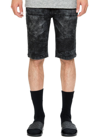 Young and Reckless Mens - Bottoms - Denim Rapture Denim Shorts - Black