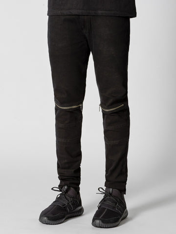 Stealth Premium Denim - Black