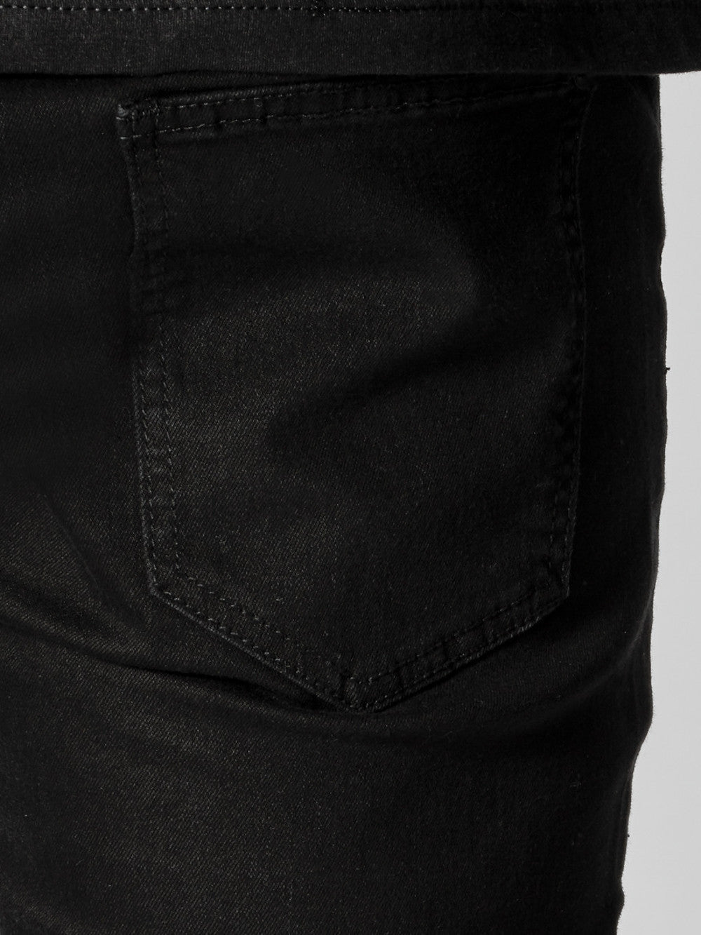 Young and Reckless Mens - Bottoms - Denim Stealth Premium Denim - Black