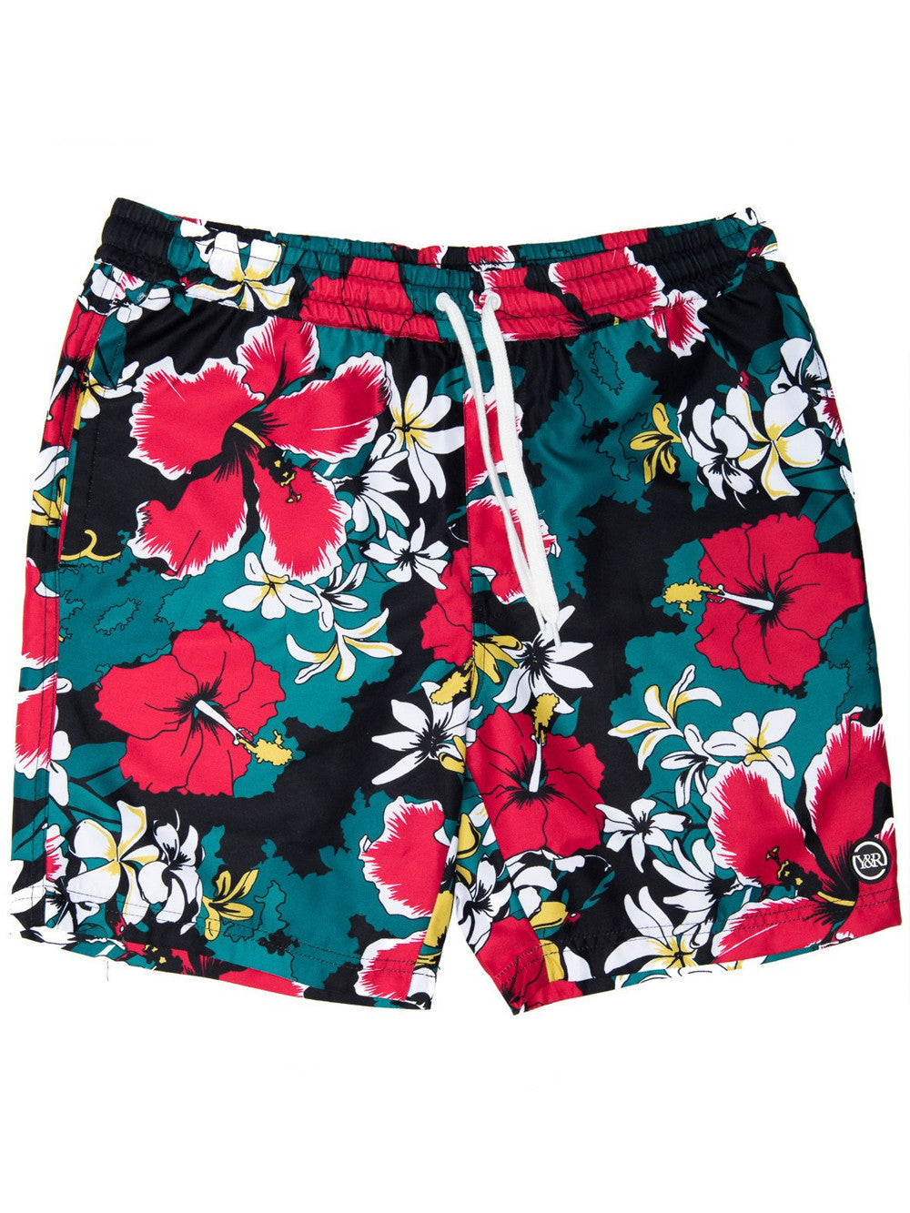 Young and Reckless Mens - Bottoms - Shorts Bora Bora Boardshorts - Deck Fit