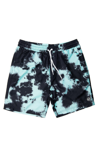 Lucid Dreams Boardshorts - Dye/Green