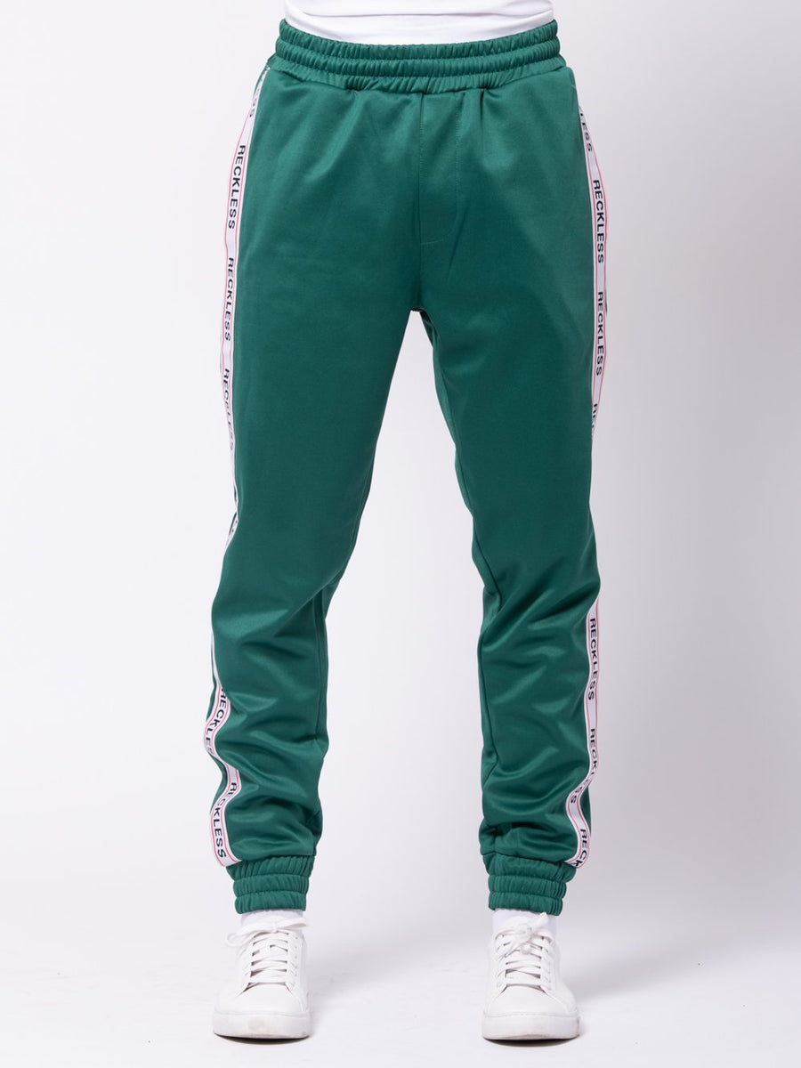 Crusader Track Pants - Green