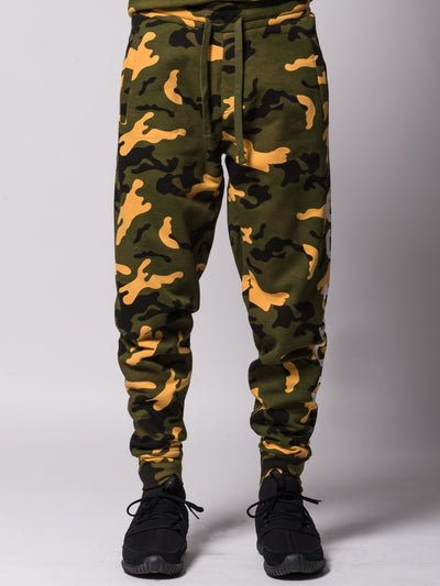 Young and Reckless Mens - Bottoms - Sweatpants Deceit Sweatpants - Camo