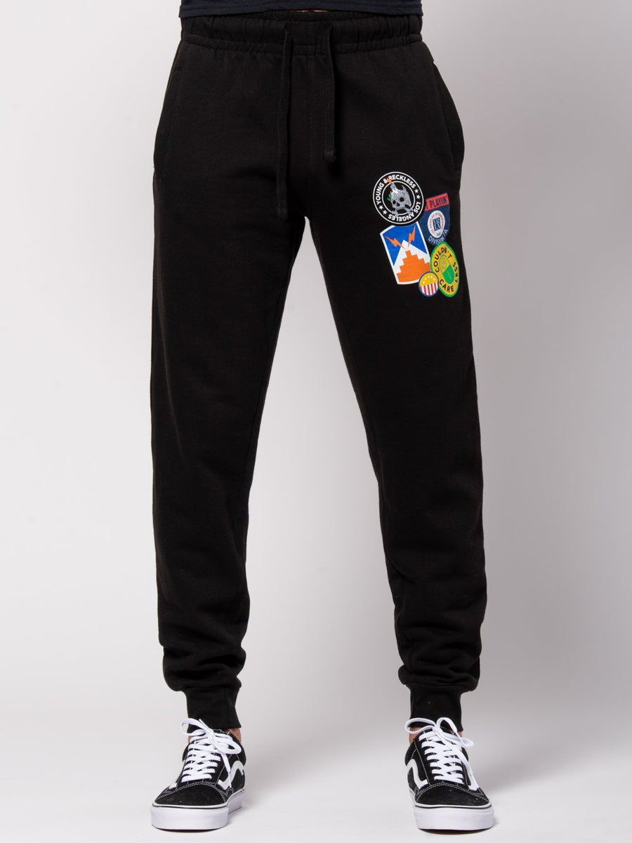 Emery Sweatpants - Black