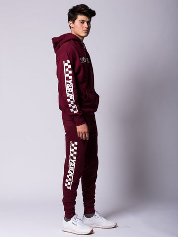 Excursion Sweatpants - Burgundy