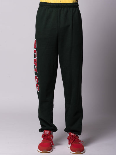 Young and Reckless Mens - Bottoms - Sweatpants Florence Sweatpants - Forest Green