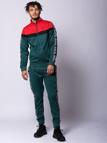 Pursuit Track Pants - Green