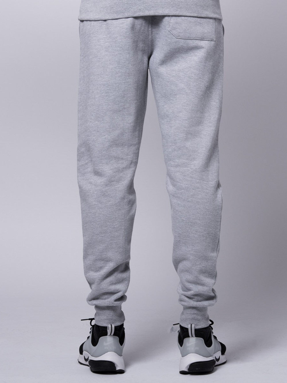 Young and Reckless Mens - Bottoms - Sweatpants Signature Sweatpants- Heather/Black