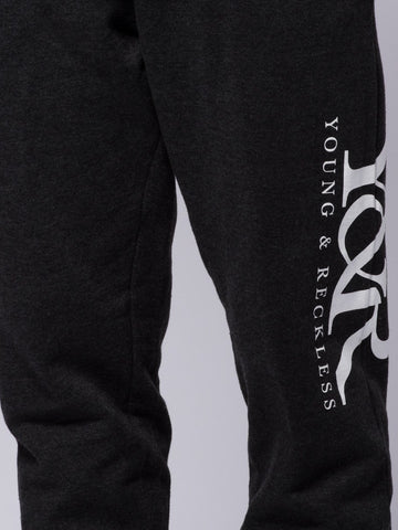 Straight Up Sweatpants- Charcoal
