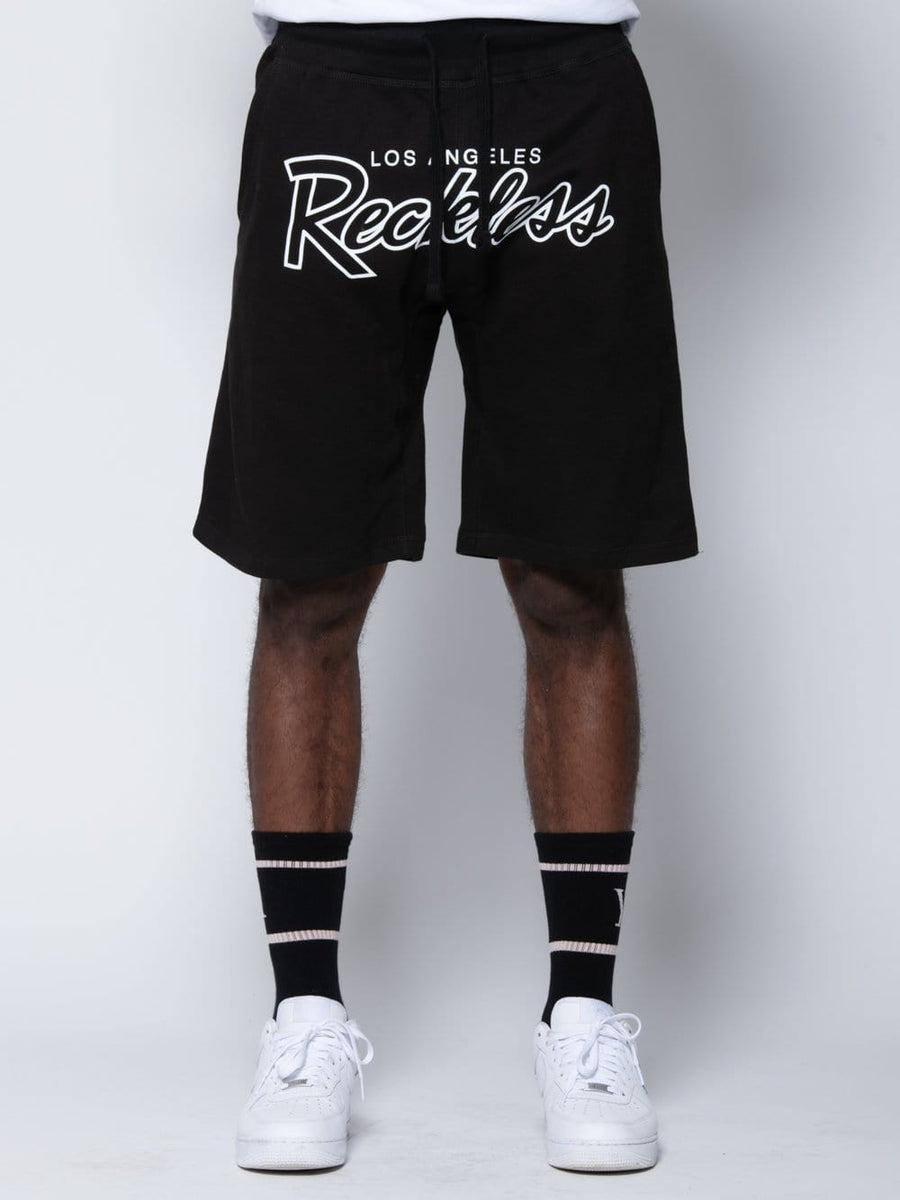 OG Reckless Sweatshorts - Black