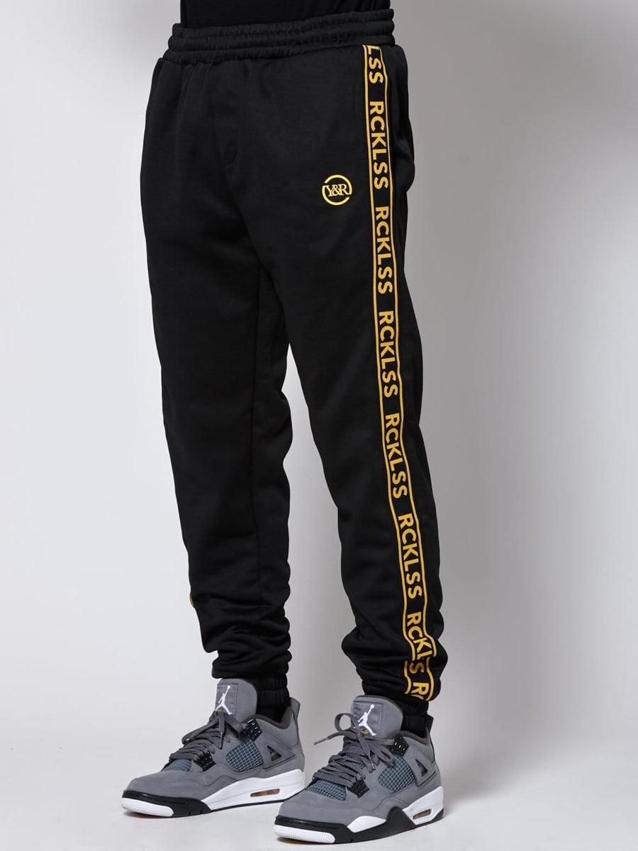 Pursuit Track Pants - Black