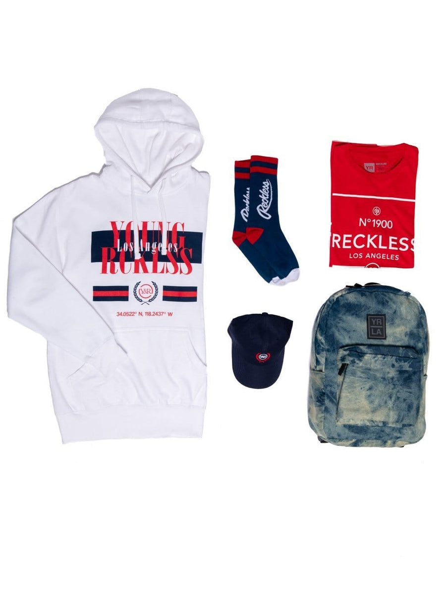 Young and Reckless Mens - Bundles Angler Bundle - Multi S / MULTI