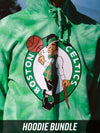 Young and Reckless Mens - Bundles Boston Celtics Full Court Bundle - Tie Dye