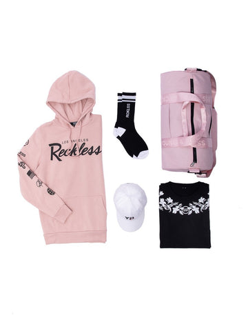 Young and Reckless Mens - Bundles Bouquet Bundle - Pink/Black