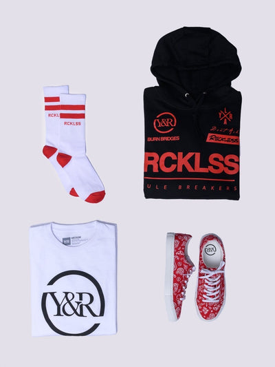 Young and Reckless Mens - Bundles Crimson Bundle - Multi