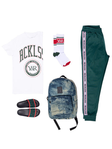 Young and Reckless Mens - Bundles Evergreen Bundle - Forest Green