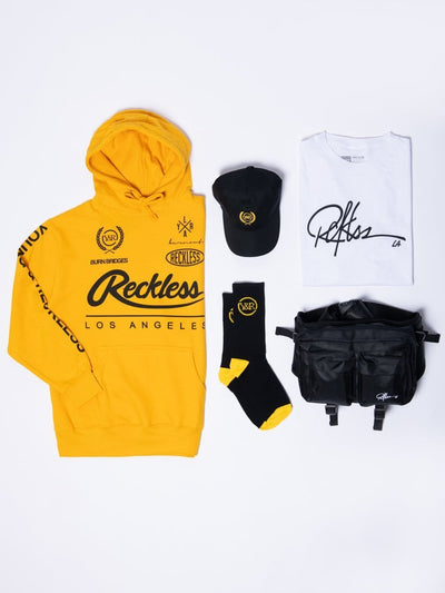 Young and Reckless Mens - Bundles Explicit Bundle - Gold
