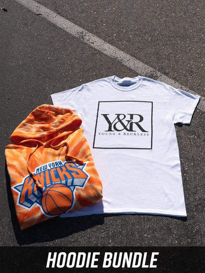 Young and Reckless Mens - Bundles Knicks Full Court Bundle - Tie Dye