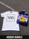 Young and Reckless Mens - Bundles Lakers Full Court Bundle - Tie Dye