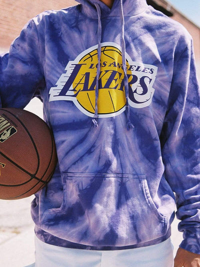 Young and Reckless Mens - Bundles Los Angeles Lakers Full Court Bundle - Tie Dye