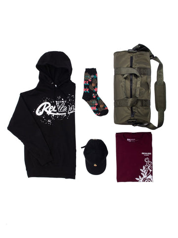 Young and Reckless Mens - Bundles Maui Bundle - Green/Black