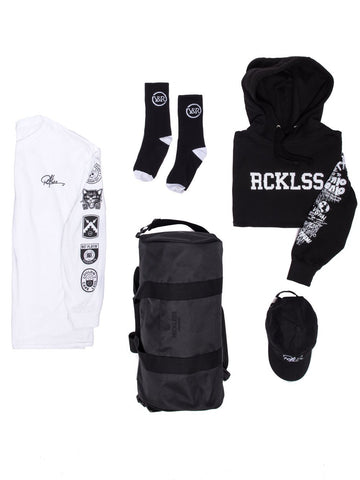 Young and Reckless Mens - Bundles Monochrome Bundle