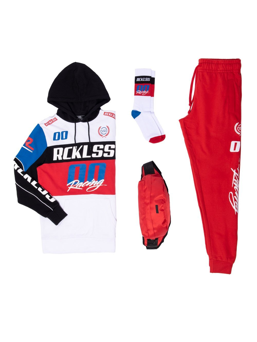 Young and Reckless Mens - Bundles Motorsport Bundle - Multi