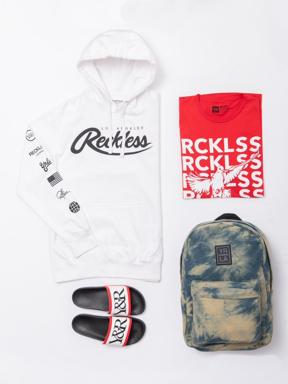 Young and Reckless Mens - Bundles Rising Bundle - Multi