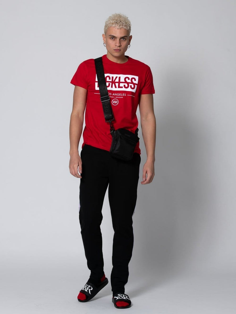 Young and Reckless Mens - Bundles Sideline Bundle - Black/Red