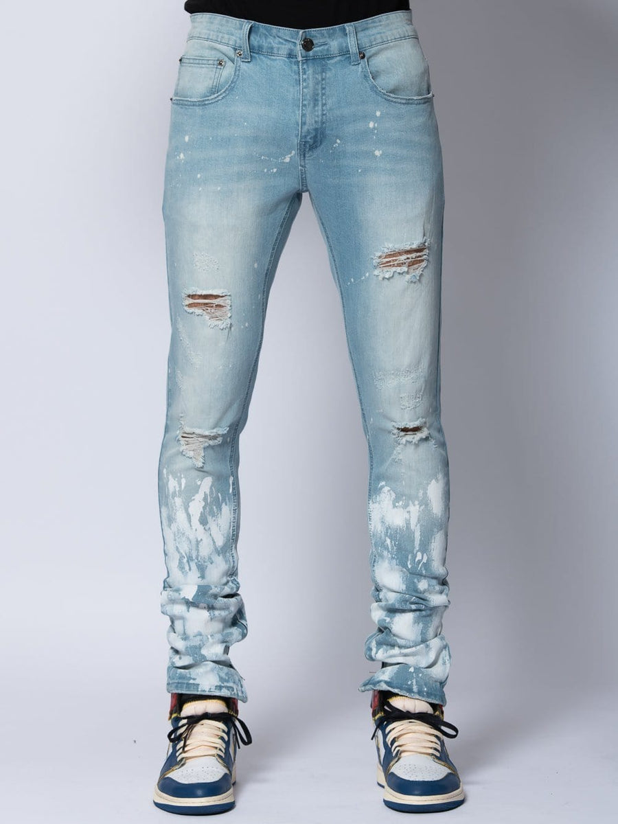 Conquest Denim - Light Indigo