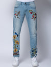 Young and Reckless Mens - Denim Darwin Denim - Light Blue